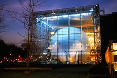 The Rose Center for Earth & Space, New York City, EEUU #Muesos