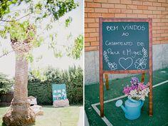 Lima Limão - festas com charme: Boho chic: o casamento da nossa Paula!