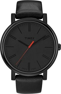 Timex Easy Reader Black Leather Strap Mens Watch T2N794 Timex http://www.amazon.com/dp/B0078QGSDC/ref=cm_sw_r_pi_dp_kdEgvb05F7X6H