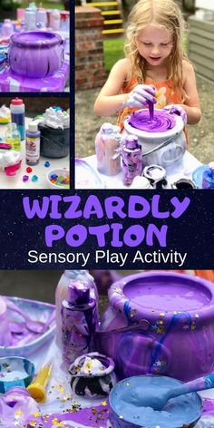 Messy play encourages creativity, problem-solving, increases confidence, motor and social skills. Fun Activities For Kids, Sensory Activities, Infant Activities, Play Activity, Activity Bags, Indoor Activities, Family Activities, Sensory Bins, Sensory Play
