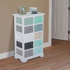 10 Multicolor Drawers Cabinet Unit Storage Bathroom Bedroom Organized Tidy Cheap for sale online Bathroom Storage, Locker Storage, Portable Closet, Organizing Your Home, Shoe Rack, Color Pop, Drawers, Dresser, Organization