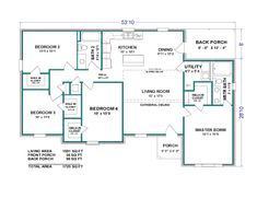 Heritage homes floor plans pensacola