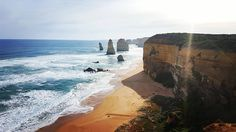Great day for the Great ocean road it's pretty Great.... #12apostles #tourlife  #whyamitheonlybrit #victoria #greatoceanroad #australia #roobslostinoz #melbournetoadeliade by rubyswaine http://ift.tt/1ijk11S