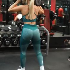 Legs Dumbbell Workout There can be many reasons why people can't use a barbell. It could be because of back pain or your general dislike for the barbell.