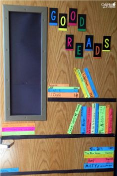 Building a community of readers in an elementary (or secondary) is so important!  So, how do you do it?  This post has some awesome ideas!