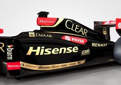 iheartf1.co.uk: Lotus strike Hisense deal