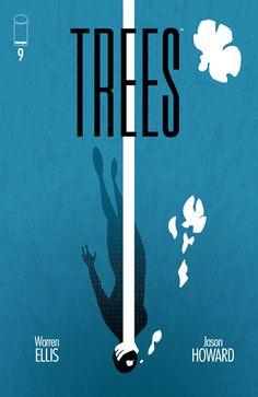 Releases | Trees #9 | Image Comics