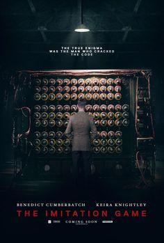 25.01.15: The Imitation Game (2014) - Morten Tyldum