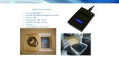 RFID Mifare datos técnicos