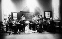 Las astrónomas de Harvard en 1925. | Matemolivares