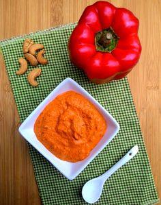 Molho pesto rosso alla calabrese (Pesto vermelho da Calábria)