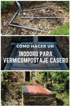 How to make your own toilet for home vermicomposting Make Your Own, Make It Yourself, How To Make, Home Bedroom, Bedrooms, Homesteading, Landscape Design, Tiny House, Backyard