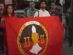 12/12/2006 Homenaje a Salvador Allende en Caracas