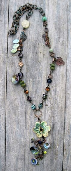 Lovely necklace from Spirit Rattles