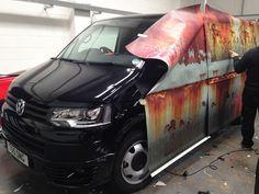 ★★★★★ Camuflajean con óxido esta camioneta nueva para que no se la roben!  I➨  http://www.viralshar.com/camuflajean-oxido-camioneta-nueva-roben/ → Noticias Curiosas, Curiosidades, Datos Curiosos