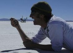 Optische Illusion: Mit Perspektive spielen