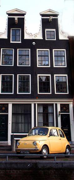 amsterdam black brick house - Bing Images