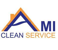 Ami Clean Service Logo