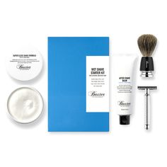 ($156.00 Value) New to wet shaving? You're in good hands with our new Wet Shave Starter Kit, which comes with the tools you need to get started with traditional shaving for the first time. Start with