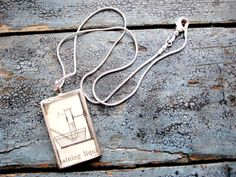 Gas collection Over Water Vintage by LeftBrainRightBrain on Etsy, $22.00