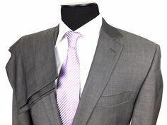 MICHAEL KORS Men's 39L-W34 Gray Sharkskin 2-Button Dual Vent Wool Suit~Flat Pants   Men's Fashion & Style   Shop Menswear, Men's Clothes, Men's Apparel & Accessories at designerclothingf...   Find Sport Coats, Blazers, Suits, Shirts, Polos, Pants/Trousers and More...