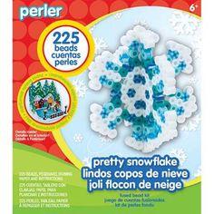 Perler® Beads Pretty Snowflake Activity Kit - Herrschners