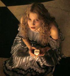 Alice in Wonderland Film Alice In Wonderland, Alice In Wonderland Aesthetic, Adventures In Wonderland, Lewis Carroll, We All Mad Here, Colleen Atwood, Tim Burton Characters, New Disney Movies, Mia Wasikowska