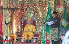 Penobatan Pewaris Kerajaan Rantau Kampar Kiri Gunung Sahilan | RIAU DAILY PHOTO