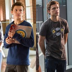 #tomholland #spiderman how does he even look older