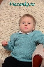 Viazanka.ru - lots of free patterns of knitted sweats, hats, etc. for children and adults