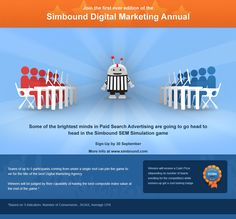 Check out the first ever edition of the Simbound Digital Marketing Annual (SDMA) - a game tournament for SEM agencies from around the world.