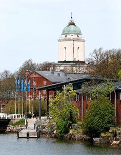 Suomenlinna Finland, Historia