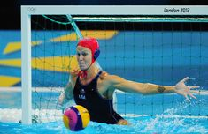 Betsey Armstrong in Olympics Day 3 - Water Polo