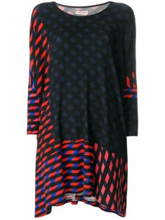 McPhee Blouse Crazy Stripes Print