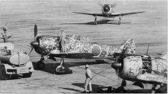 """ Naval war in the Pacific, WWII. Ww2 Aircraft, Fighter Aircraft, Military Aircraft, Luftwaffe, Military Photos, Military History, Ww2 History, Imperial Japanese Navy, Ww2 Planes"