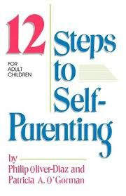 12 steps to self-parenting article