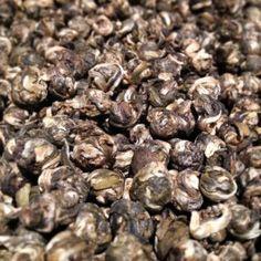 Dragon Pearls Bio. Thé au jasmin d'exception. http://teaandty.com/the-vert-aromatise/65-dragon-pearls.html
