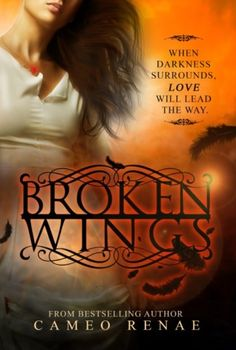 Broken Wings is the second book in the Hidden Wings series by Cameo Renae. If you haven't read Hidden Wings yet, you need to read it before reading Broken Wings. Check out my Hidden Wings review while you're at it. This book was bloody, and exciting, and threw in some surprises along the way.