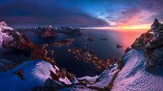 Норвегия: страна, в которой прекрасно всё / Туристический спутник