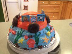 Octonauts Gup X Cake Diy Cakes Pinterest Octonauts