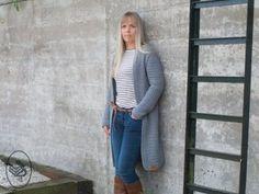 Crochet Vest Pattern, Crochet Cardigan, Crochet Patterns, Love Crochet, Learn To Crochet, Crochet Clothes, Clothes For Women, Knitting, Shirts