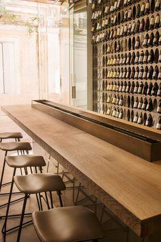 Hotel de Tourrel | Wine Bar | The restaurant next door sounds like an invitation you can't refuse. #DuVino #wine www.vinoduvino.com