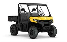 New 2017 Can-Am Defender DPS HD8 ATVs For Sale in Oklahoma. 2017 Can-Am Defender DPS HD8, Take control with the Defender DPS that features comfortable Dynamic Power Steering (DPS), lightweight wheels and tires, adaptable storage, Visco Lok and more to make your job easier.HighlightsHeavy-duty Rotax® V-Twin engine optionsPRO-TORQ transmissionDynamic Power Steering (DPS)Lockable rear differential and Visco-Lok® QE auto-locking front differentialTTA-HD rear suspension14-in. (35.6 cm) black…
