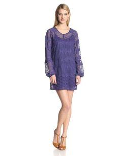 Twelfth Street by Cynthia Vincent Women's Embroidered Long Sleeve Shirt Dress, Indigo, Medium Twelfth Street by Cynthia Vincent http://www.amazon.com/dp/B00HK8AF8C/ref=cm_sw_r_pi_dp_O.Dawb0R4RBS1