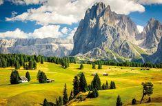 Dolomiitit, Italia. Kuva: Michele Galli / Getty Images http://www.rantapallo.fi/matkavinkit/maailman-upeimmat-maisemat-katso-huikeat-kuvat/