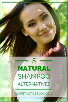 5 DIY Natural Shampoos (Guest post) | Caretactics