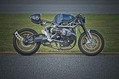 46WORKS - BMW R Nine T Custom Project