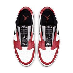 brand new bb54a 25f88 Air Jordan 1 Retro Low Slip x Sheila Rashid Women s Shoe - Red Jordan 1 Low