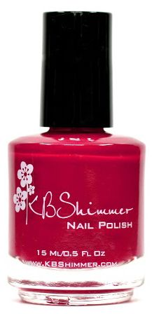 KBShimmer Launches Winter/Holiday Collection - Chilly Pepper