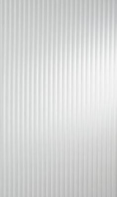 Vertical Reeded Textured Glass
